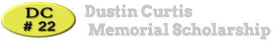 Dustin Curtis Memorial Scholarship